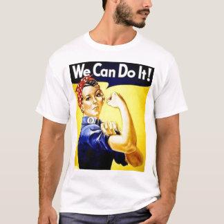 Camiseta Nós podemos fazê-lo!