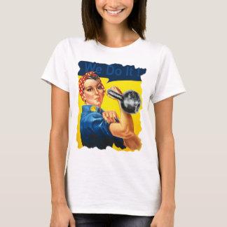 Camiseta Nós podemos fazê-lo t-shirt de Kettlebell