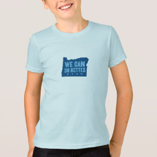 Camiseta Nós podemos fazer o melhor t-shirt