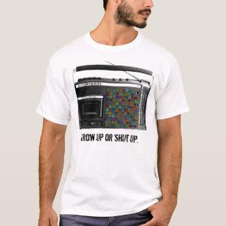 Camiseta Nós somos a união - cresça acima ou feche acima