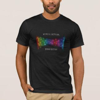 Camiseta Nós somos tudo excepcionais