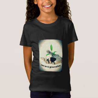 Camiseta nossa próxima geração