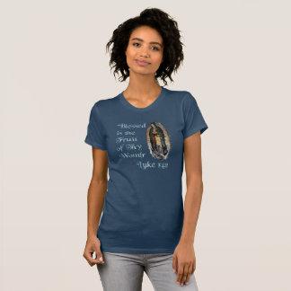 Camiseta Nossa senhora do católico de México da Virgem