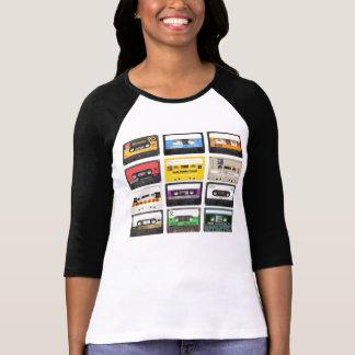 Camiseta nossas fitas misturadas
