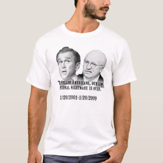 Camiseta nosso pesadelo nacional acaba-se