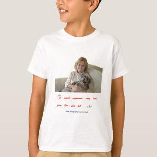 Camiseta Nossos companheiros perfeitos