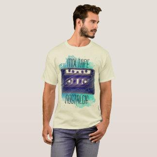 Camiseta Nostalgia da fita da mistura