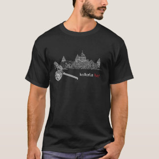 Camiseta Nostalgia do bengali de Kolkata