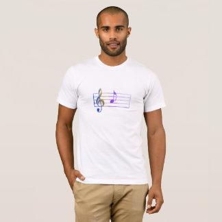 Camiseta Nota musical A