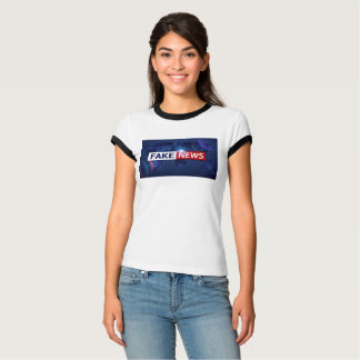 Camiseta Notícia falsificada