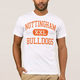 Camiseta Nottingham - buldogues - alto - Siracusa New York