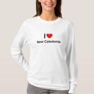Camiseta Nova Caledônia