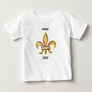 Camiseta nova da criança de Dat