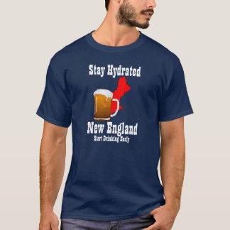 Camiseta Nova Inglaterra hidratada estada