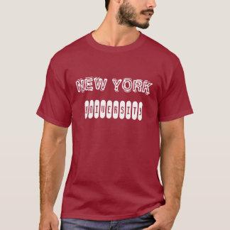 Camiseta NOVA IORQUE UNIVERSITY, número 78