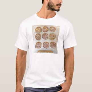 Camiseta Nove bolos um bar do bordo