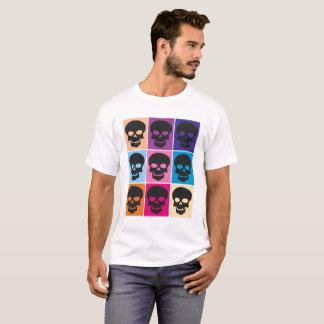 Camiseta Nove crânios