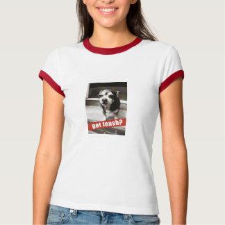 Camiseta Novo: Caudas na cidade -- Cão-passeio!!!