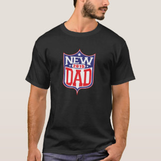 Camiseta Novo papai 2015