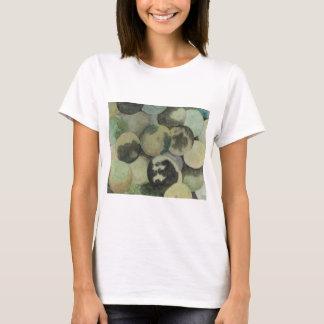 Camiseta Nozes pretas