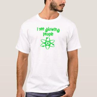 Camiseta nuclear engraçado