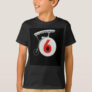Camiseta Número 6: O prisioneiro
