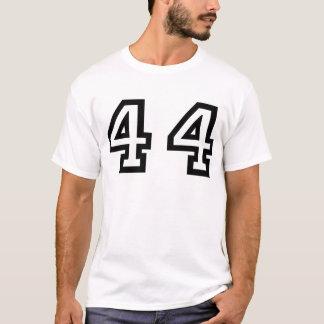 Camiseta Número quarenta e quatro