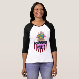 Camiseta Número um mim