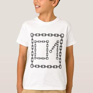 Camiseta números chain