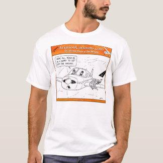 Camiseta Nunca apresse-se