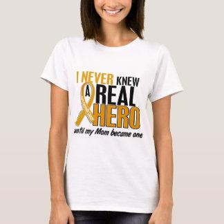 Camiseta Nunca conheceu um cancer do apêndice da mamã do