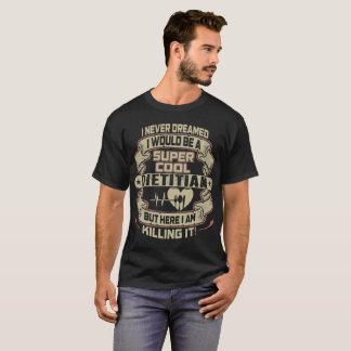 Camiseta Nunca Dreamed seria Tshirt legal super da dietista