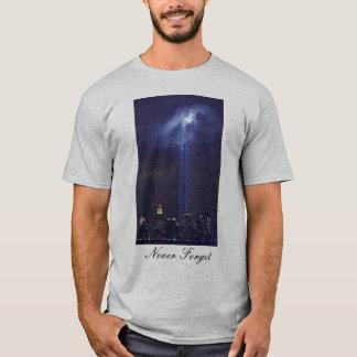 Camiseta Nunca esqueça