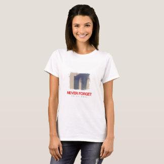 Camiseta Nunca esqueça 09.11.2001