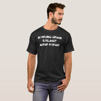 Camiseta Nunca esqueça Bowling Green