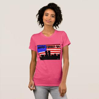 Camiseta Nunca esqueça um ROSA de 911 TSHIRT
