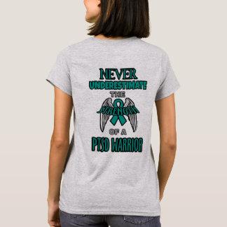 Camiseta Nunca… guerreiro de PTSD