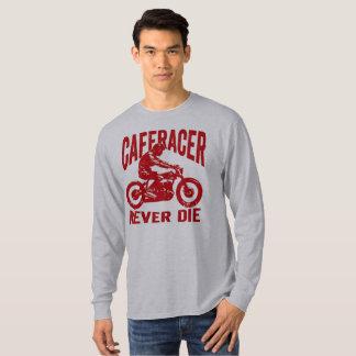 Camiseta Nunca morra