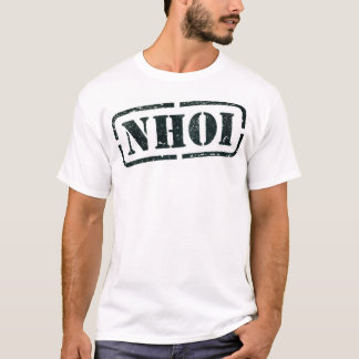 Camiseta Nunca ouvido o Tshirt
