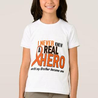Camiseta Nunca soube uma LARANJA do herói 2 (o irmão)