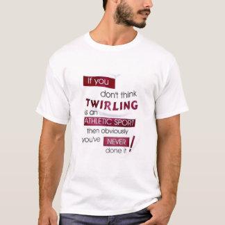 Camiseta Nunca Twirled