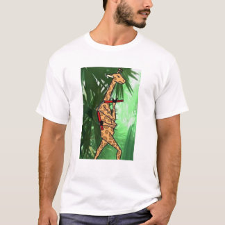 Camiseta nuncheckgiraffe