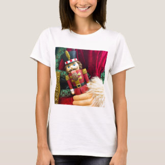 Camiseta Nutcracker do Natal