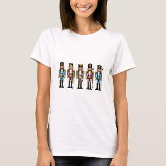 Camiseta Nutcrackers em cores do Transgender
