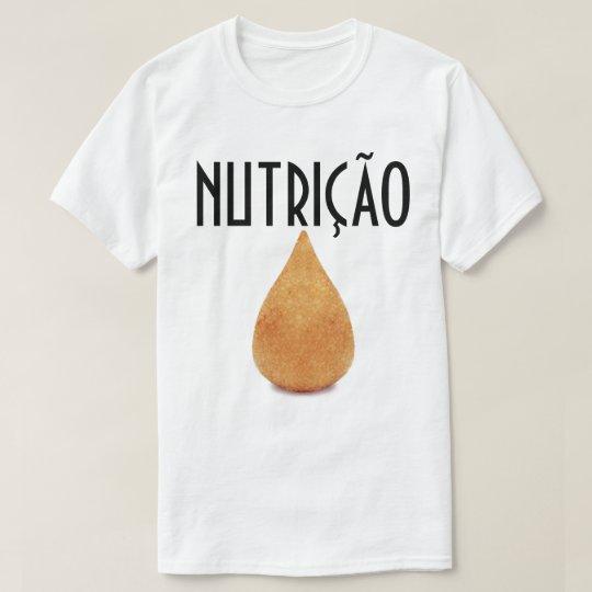 Camiseta Nutrição de verdade 2