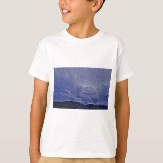 Camiseta Nuvens 1 do rastejamento