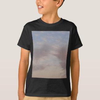 Camiseta Nuvens coloridas