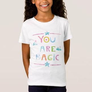Camiseta Nuvens mágicas você é mágico
