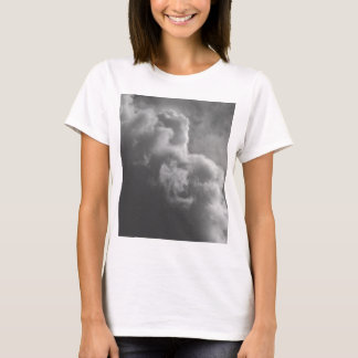 Camiseta Nuvens tormentosos