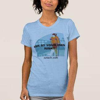 Camiseta NVTech_vc019731, PEDEM A SEU PRÓPRIO RISCO!!